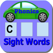 Phonics Spelling & Sight Words for Kids