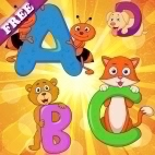 Alphabet Memory Game for Toddlers and Kids FREE