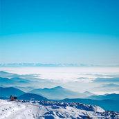 Winter in Serbian mountains