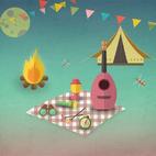vintage camping [LG Home]